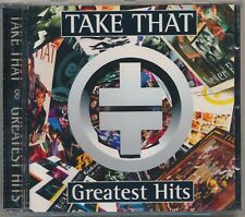 TAKE THAT - Greatest Hits (1996)  CD