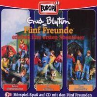 FÜNF FREUNDE-BOX 01-ERLEBEN IHRE ERSTEN ABENTEUER (BEIM WANDERZIRKUS/+)3 CD NEU