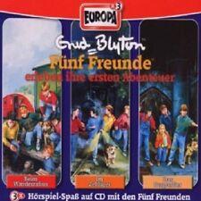 Blyton Enid fünf Freunde Erleben ihre ersten Abenteuer 3 Audio-cds