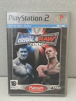 WWE SmackDown vs. Raw 2006 - Platinum Edition (Sony PlayStation 2, 2009)