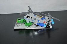 Transformers 2010 Power Core Combiner SEARCHLIGHT & BACKWIND FIGURES
