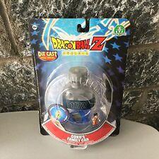 Dragonball Z Irwin Die Cast CAPSULE GOKU'S FAMILY CAR#MOSC