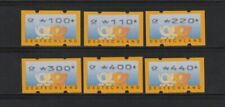 Postfrische Briefmarken aus der Philatelie aus der Bundesrepublik