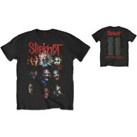 Slipknot Preparar para Hell Tour Camiseta Unisex Original con Licencia Banda