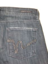 Citizens of Humanity Jeans Amber Mid High Rise Bootcut Dark Sz 26