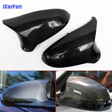 For BMW M3 F80 M4 F82 F83 2014-2019 Rearview Mirrors Cover Cap Carbon Fiber