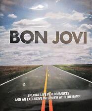 CMT Pick BON JOVI, New! DVD,Performance, Interviews,It's My Life, Dead or Alive,