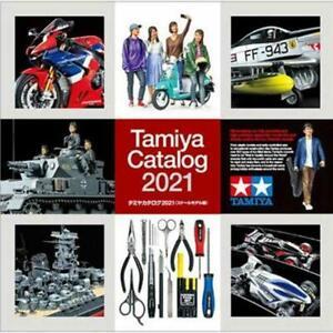 Tamiya Model Kit Catalogue 2021
