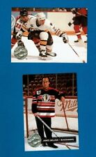 1991-92 Pro Set Platinum Series 2 Hockey card complete base set (151-300)