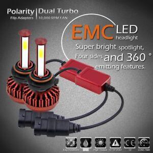 R7 40W 4000LM CAR LED HEADLIGHT Bulb head light lamp IP65 9005 9006 H4 H7 H11