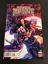 Doctor Strange Last Days of Magic #1  - Comic Book  -  CHECK MY OTHER AUCTIONS