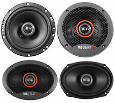 MB Quart Front+Rear Speaker Replacement For 2004-2005 INFINITI QX56