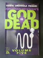 God is Dead Volume Five - Avatar Graphic Softback # 4J89
