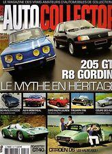 AUTO COLLECTOR 16 R8 GORDINI 205 GTI FORD GT40 ROADSTER SKODA FELICIA & BARQUETT