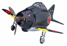 Plastic_model_Toy HASEGAWA 60118 Egg Plane Zero Fighter Limited Edition F/S