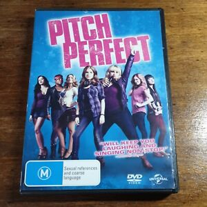 Pitch Perfect DVD R4 Like New! FREE POST