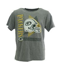 Nfl Green Bay Packers Kids Youth Size Team Apparel Official T-Shirt New With Tag