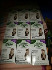 Sergeants Natures guardian flea and tick squeeze on for cats and kittens
