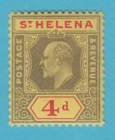 ST HELENA 57  MINT HINGED OG *  NO FAULTS VERY FINE !