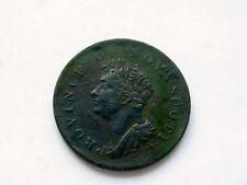 1823 Nova Scotia Half Penny Token - NS-1A4 - BR 867