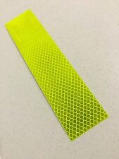 3M Diamond Grade Yellow 4083 Class 1 Vehicle Reflective Tape 50mm x 200mm Strip