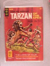 Tarzan 164  Low-grade  Gold Key  1967