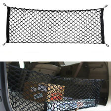 Car Trunk Rear Cargo Net Organizer Storage Elastic Nylon Hammock Holder Mesh