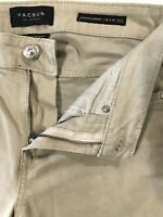 PACSUN Men's 28 x 30 Stacked Skinny Active Stretch Beige Denim Jeans
