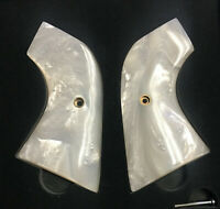 Fits Ruger Wrangler GRIPS .22 model White Pearl IMOP NEW