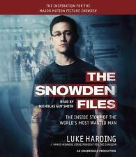 The Snowden Files (Movie Tie in Edition): The Inside Story...NEW Audio CD