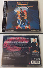 Philips CD-i / VCD - James Bond 007 - Les Diamants sont éternels de G. Hamilton