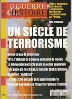 Histoire de Guerre HS n° 7 Hors Série 2002 - Un siècle de terrorisme