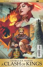 Game Of Thrones Clash Of Kings #1 Cover A Comic Book 2017 - Dynamite