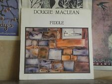 DOUGIE MACLEAN, FIDDLE - SCOTTISH DUNKELD LP DUN 002