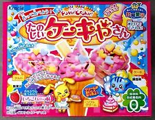 kracie popin cookin happy kitchen Japanese candy making kit cake shop