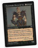 Magic the gathering ~ MTG ~ 1x Commander Greven il-Vec ~ Tempest ~ M/NM