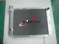 3 ROW ALUMINUM RADIATOR FOR HOLDEN COMMODORE VB VC VH VK V8 1979-1986 Manual MT