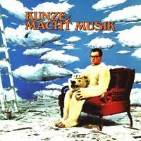 Heinz Rudolf Kunze Kunze: Macht Musik (1994) [CD]