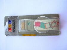 SWATCH Strap x POP THE LIFE SAVER-PWF180 - 1993 - new - CINTURINO - FABRIC BAND