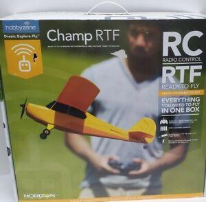Remote Control Airplane Hobbyzone Champ RTF Plane