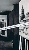 Heilbronn - Modernes Gebäude - um 1955 oder früher ? - selten!