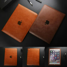 Luxury Leather Case Stand Smart Auto Sleep Cover For iPad 2 3 4 5 6 Mini Air Pro