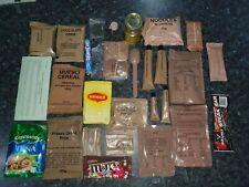450 Kcal !!! L@@K Long Life MRE PREPPER BRITISH ARMY High Energy Flapjacks