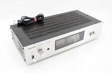 Toshiba sc335 etapa final amplificador Main amp amplifier con vu metros 280 Watt