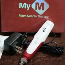 Auto Electric Mym Derma Stamp Pen Skin Beauty Micro needle Roller Cartridges box