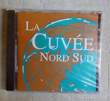 "CD AUDIO FR/ LA CUVÉE NORD SUD"" MAXI CD PROMO NEUF SOUS BLISTER 1993 BARCLAY"