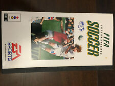 3DO FIFA International Soccer full package, game disk with booklet and outer box