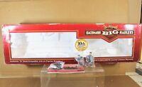 BACHMANN BIG HAULERS 81096 G GAUGE EMPTY BOX ONLY for 2-6-0 MOGUL LOCO