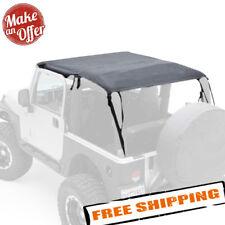 Smittybilt 92915 Extended Top Black Denim 1992 1995 Jeep Wrangler Yj Fits 1994 Jeep Wrangler