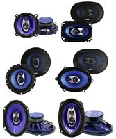 "2) Pyle Blue Label Series - 4x6""/5.25""/5x7""/6.5""/6x8""/6x9"" Car Audio Speakers"